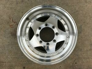 16x7 American Racing Ar23 16x7 8on6 5 Used Wheel Good Condition