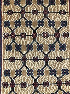 Antique North West Persean Kurd Rug 3 4 7 X 6 4