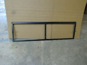 Inner Windshield Frame Fits Willys Cj2a Jeep