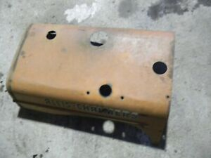 Allis Chalmers Wd 45 Factory Power Steering Hood