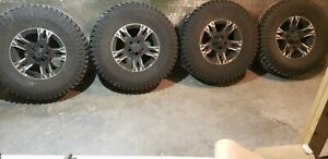 Jeep Wrangler Wheels And 35 X12 50 Tires