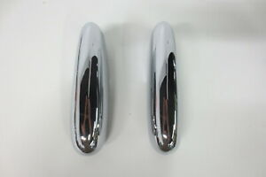 1946 1948 1949 1950 1951 Studebaker Bumper Guards Re chromed Pair Year
