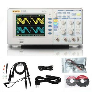 Rigol Ds1052e Digital Oscilloscope 2 Analog Channels 50mhz Bandwidth 1gsa s Sam