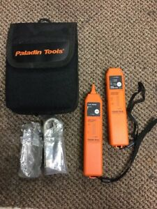 Paladin Tools Pa1573 Tone Probe And Cable Check Transmitter
