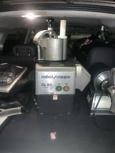Robot Coupe Cl50 Series E Food Processor Pick Up Only New York 11356