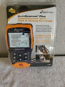 Actron Cp9680 Auto Scanner Plus Codeconnect Withabs Airbag Coverage Sealed