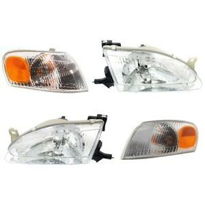 Auto Light Kit Left and right 8151002040 8152002040 8111002060 8115002050