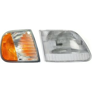 Auto Light Kit Right Hand Side For F150 Truck F250 Passenger Rh Ford F 150 F 250