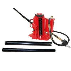 32 Ton Capacity Air Bottle Jack Shop Equipment Lifting Up To 16 Inch