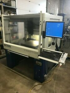 2004 Datron M35 Cnc Milling Engraving 60k Spindle 15 Tool Changer 629 Ipm Feed