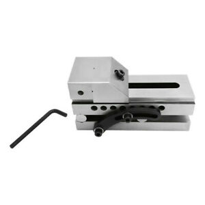 2 Precision Sine Vise 2 5 8 Opening Toolmaker Machinist Tookmaking Clamp Vise