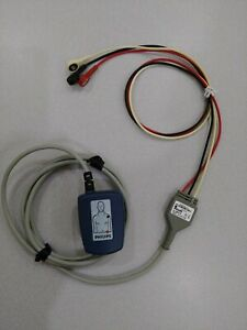 Philips Oem M3873a Fr2 Ecg Assessment Module Rare Great Condition tested