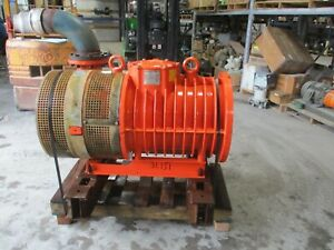 Flygt 2400 402 5075 Submersible Pump Super Nice 11211242k 140hp 3560rpm Used