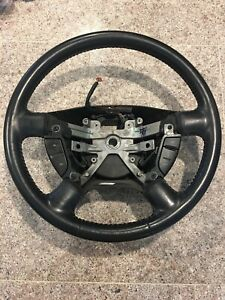 2002 2003 2004 2005 2006 Ford Explorer Steering Wheel Cruise Leather