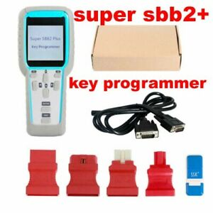 Super Sbb2 Plus Auto Progarmmer Tool For Immo odo meter obd Software Scan Tool