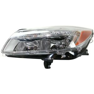 Headlight For 2011 2013 Buick Regal Driver Side Capa