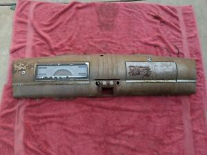1940 1941 1942 1946 Chevy Gmc Pickup Truck Dash Panel Gauges Glove Box Door