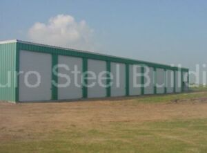 Duro Steel Mini Self Storage 10x100x9 5 Metal Prefab Building Structures Direct
