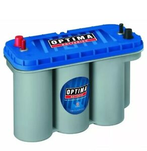 Optima Batteries 8052 161 D31m Bluetop Starting And Deep Cycle Battery