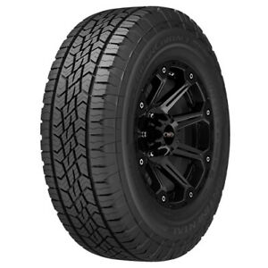 255 55r19 Continental Terrain Contact A T 111v Xl 4 Ply Bsw Tire