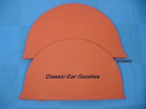 1941 1948 Chevy Car Smooth Fender Skirts 1942 1946 1947