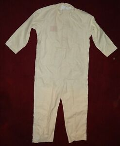 Barrier Wear Size 44 Off White Coveralls Pants Nomex Ptfe Fr Fire Resistant
