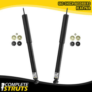 2007 2010 Ford Edge Rear Shock Absorbers Left Right Pair