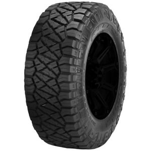 4 265 70r17 Nitto Ridge Grappler 115t B 4 Ply Bsw Tires