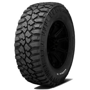 4 35x12 50r15lt Mickey Thompson Deegan 38 113q C 6 Ply White Letter Tires