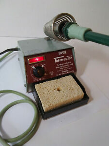 Hexacon Therm O Trac Soldering Iron Station Model 1002