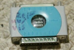 Zeiss Uv vis Axiotron 2 Csm Security Dongle Only Parallel Port No Software