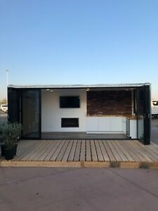 20 Office Container Shipping Container Office Tiny Home Container House