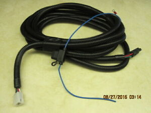 Meyer Snow Plow Wiring Harness 15764 New