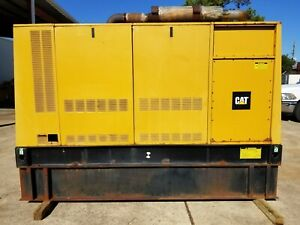 Used Cat 3306ta Generator Set 250kw 480v