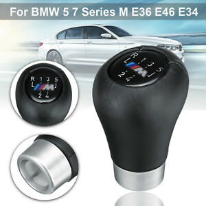 5 Speed Car Gear Shift Knob Ball Manual Shift Knob For Bmw 5 7 Series M E36 E46
