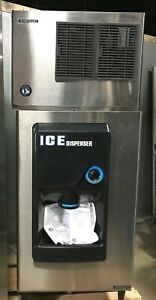 Hoshizaki Commercial Ice Dispenser Db 200h Modular Crescent Cuber Kml 151mah