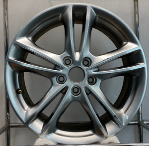 Ford Fusion 2015 19 17 X7 5 Hypersilver Oem Factory Wheel Rim Ds7c1007n1a 3984