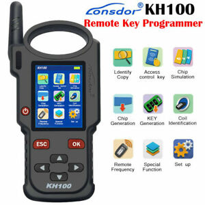 Lonsdor Kh100 Hand Held Remote Auto Car Programmer With Special Function An Wifi