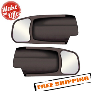 Cipa 11400 Custom Towing Mirror Set For 2009 2018 Dodge Ram 1500 2500