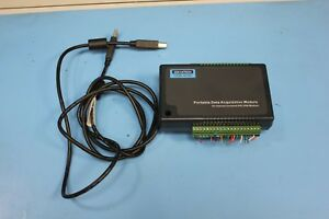 Advantech Usb 4750 Portable Data Acquisition Module 32 Ch