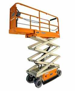 Jlg 1930es 19 Ft Electric Scissor Lift