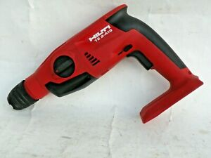 Hilti Te2 a18 21 6v Cordless Rotary Hammerdrill Body Only Preowned Fully Tested