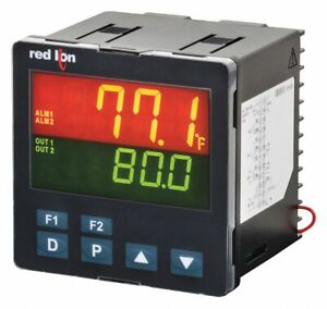 Temperature Controller 1 4 Din Size 100 To 240vac Input Voltage Switch