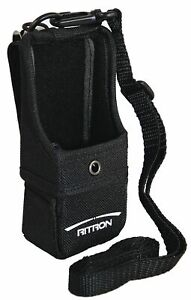 Ritron Carry Holster Nylon Nylon Includes Metal Belt Clip And Nylon Strap