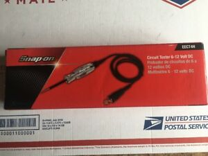 Snap On Led Circuit Tester