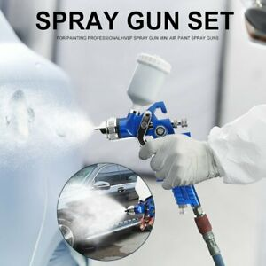 0 8mm Nozzle H 2000 K3 Spray Guns Set For Painting Hvlp Mini Air Paint Spray Gun