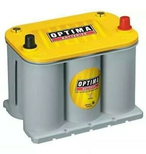 Optima Batteries 8040 218 D35 Yellowtop Dual Purpose Battery 12 volt 620 Cca Amp