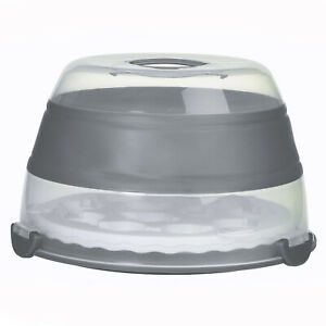 Prepworks By Progressive Collapsible Cupcake Carrier Gray $34.95