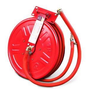 Fire Hose Reel Fire Protection Equipment Fire Hydrant Box Self help Hose