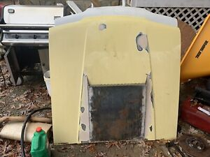 1989 1993 Ford Mustang Foxbody This Hood Is Custom Made And Needs Paint